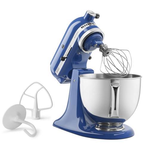 Gallery - Artisan® Series 5 Quart Tilt-Head Stand Mixer French Blue