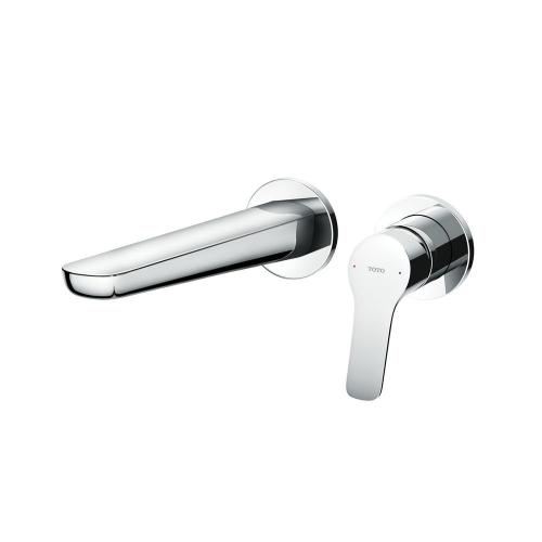 GS Wall-Mount Faucet - 1.2 GPM - Polished Chrome Finish