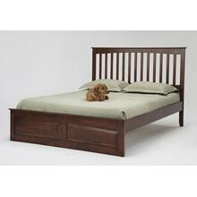 Panel Queen Footboard