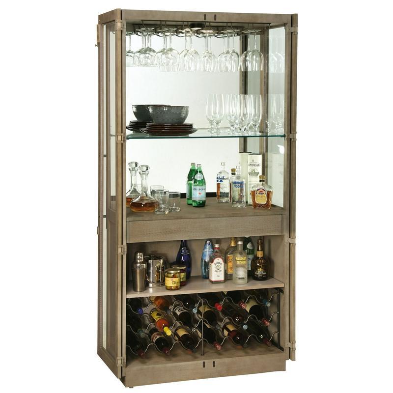 690-037 Chaperone II Wine & Bar Cabinet
