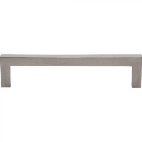 Vesta Fine Hardware - Simplicity Bar Pull 5 1/16 Inch (c-c) Brushed Satin Nickel