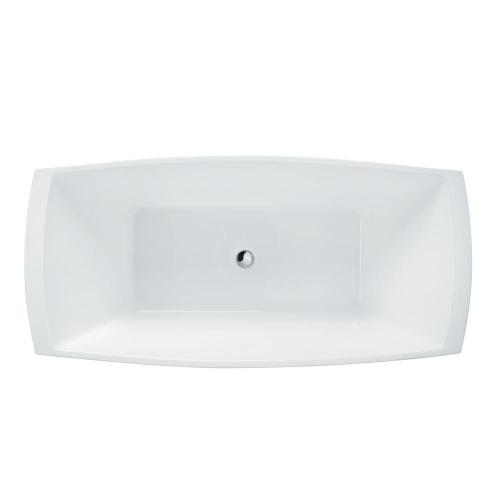 "Sorley 67"" Acrylic Tub"