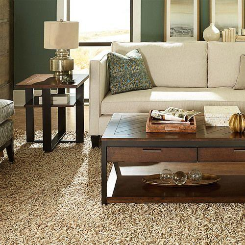 Gallery - Franklin Rectangular Accent Table