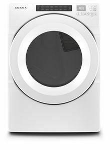 Gallery - 7.4 cu. ft. Front-Load Dryer with Sensor Drying - White