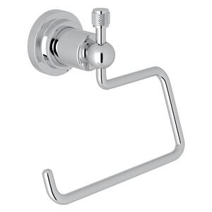 Polished Chrome Campo Wall Mount Open Toilet Paper Holder Product Image