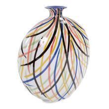 View Product - Color Web Ceramic Vase