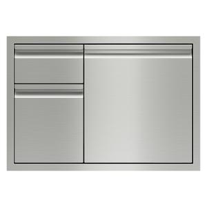 WolfCombo Door and Drawer