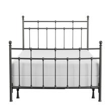 See Details - Providence Metal Full Bed, Aged Pewter