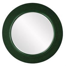 View Product - Yukon Mirror - Glossy Hunter Green