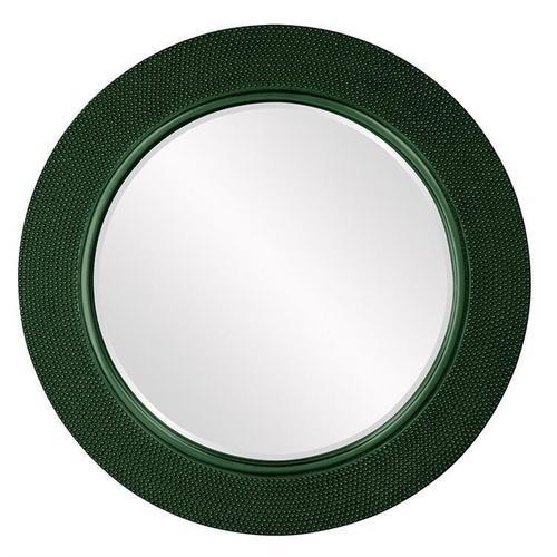 Howard Elliott - Yukon Mirror - Glossy Hunter Green