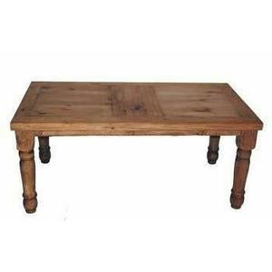 Million Dollar Rustic - 6' Plain Table