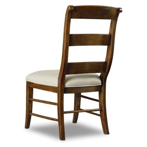 Hooker Furniture - Archivist Ladderback Side Chair - 2 per carton/price ea