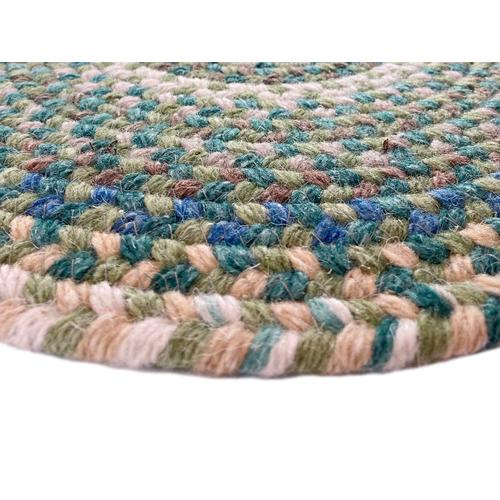 American Legacy Pine Forest Braided Rugs