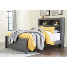 Foxvale - Gray/White 3 Piece Bed (Queen)