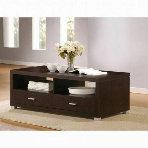 ACME Redland Coffee Table - 06612 - Espresso