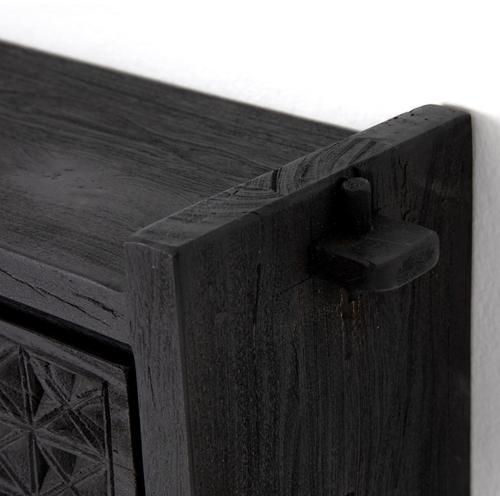 Columbus Hanging Storage-dark Totem
