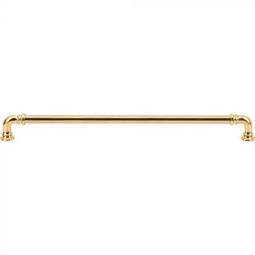 Vesta Fine Hardware - Ronan Pull 12 Inch (c-c) Polished Brass Polished Brass
