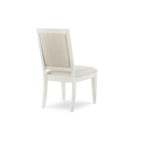 Everyday Dining by Rachael Ray Upholstered Back Side Chair - Sea Salt