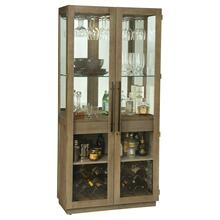 See Details - 690-037 Chaperone II Wine & Bar Cabinet