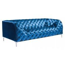 Providence Sofa Neon Blue