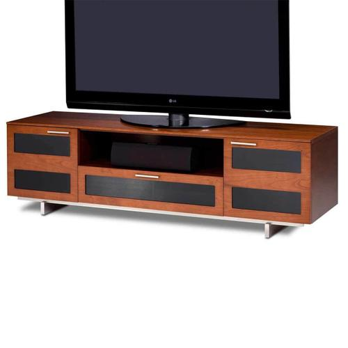 Quad Width Cabinet 8929 in Cherry