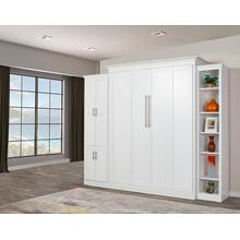 MC6890-Q Manchester Piston Murphy Bed