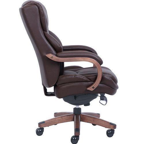 La-Z-Boy - Harnett Executive Office Chair, Brown