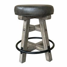 See Details - LODGE DINING Swivel Counter Stool