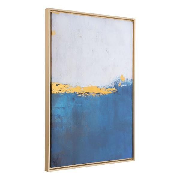 See Details - Azure Canvas Blue