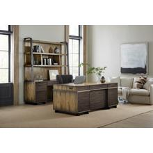 See Details - Crafted Executive Desk
