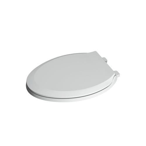 Slow Close Elongated Toilet Seat  American Standard - White