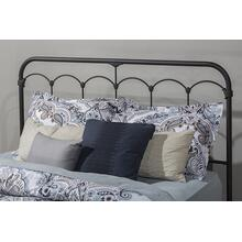 Jocelyn Duo Panel (headboard Only) - Queen - Black Speckle