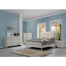 SHAYLA FABRIC CAL KING BED