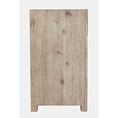 Jofran - Gramercy 4 Door Accent Cabinet