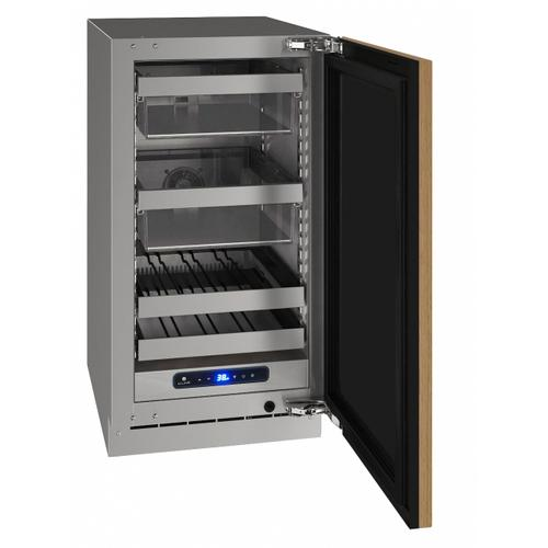 """Gallery - Hbv518 18"""" Beverage Center With Integrated Solid Finish and Field Reversible Door Swing (115 V/60 Hz Volts /60 Hz Hz)"""