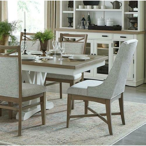 AMERICANA MODERN DINING Dining Chair Host (2/CTN Sold in pairs)