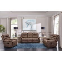 Cheers Fabric Reclining Sofa