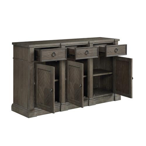 Gallery - Server with 3 Drawers and 3 Doors