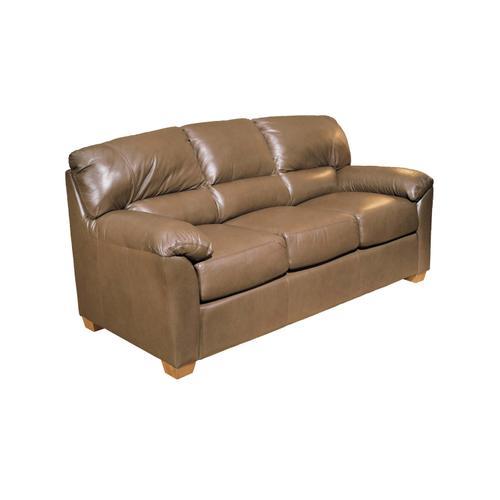 Omnia Furniture - Cedar Heights Sofa - Urban Leather