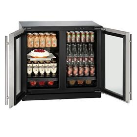 "3036rrgl 36"" Refrigerator With Stainless Frame Finish (115 V/60 Hz Volts /60 Hz Hz)"