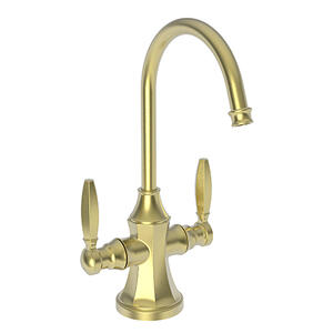 Satin Brass - PVD Hot and Cold Water Dispenser