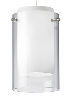 Clear Mini Echo Pendant Product Image