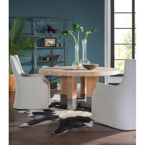 Verite Round Dining Table