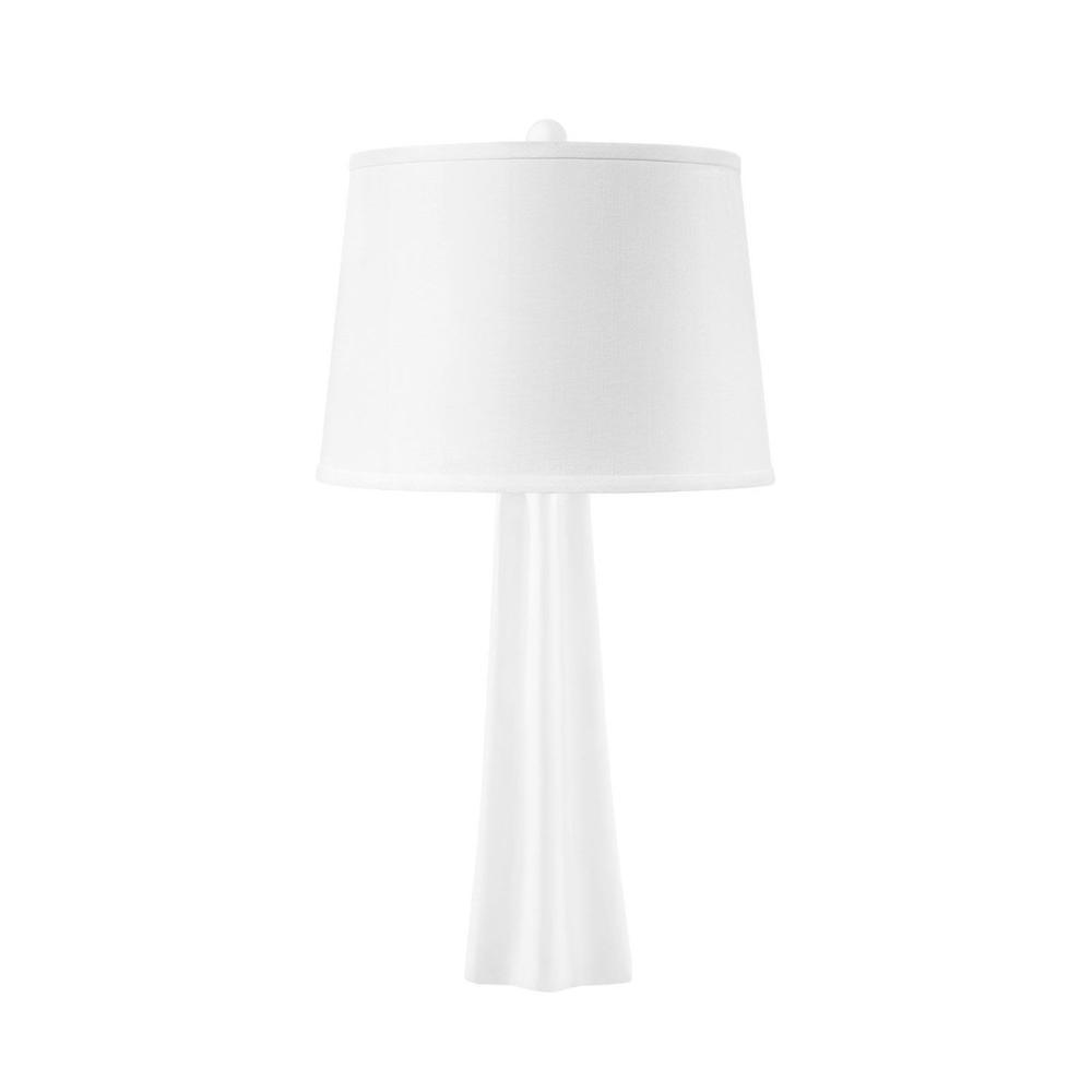 Estrella Lamp, White