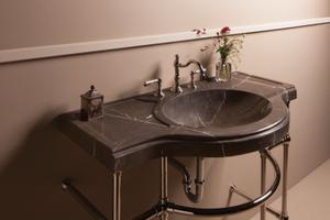 Renaissance Console Top, Marquina Taupe Marquina Taupe Product Image