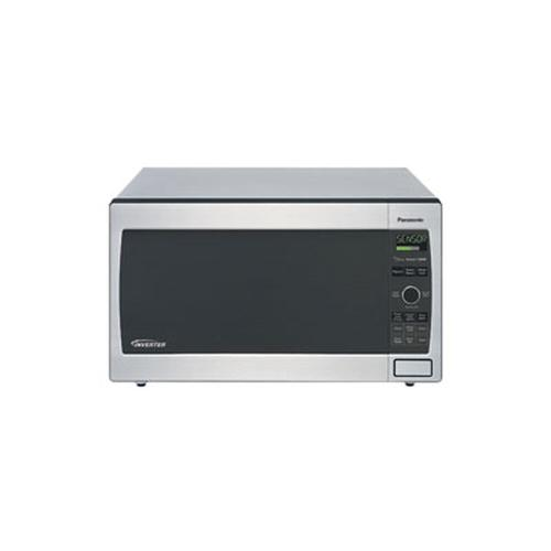 Panasonic - Family-Size 1.2 cu. ft. Microwave Oven