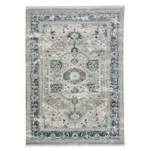 "Alden-Heriz Silver Grey - Rectangle - 3'3"" x 4'10"""
