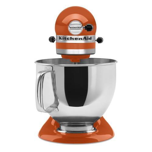 KitchenAid - Artisan® Series 5 Quart Tilt-Head Stand Mixer Persimmon