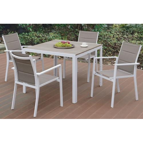 5-pcs Outdoor Set