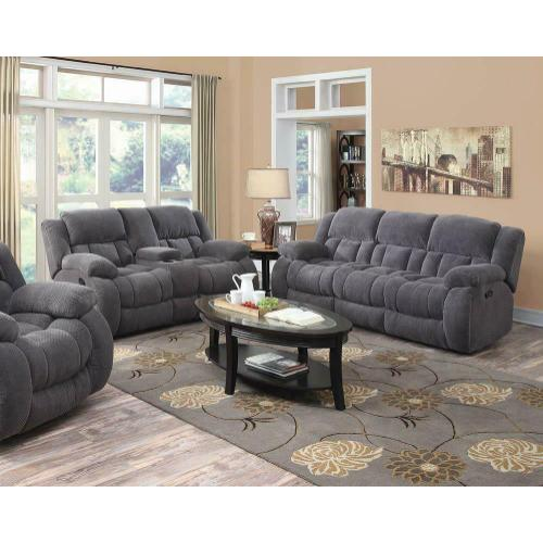 Weissman Grey Two-piece Living Room Set